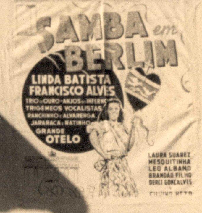 Vrantiga cartaz do cinema Poeirinha em Volta Redonda