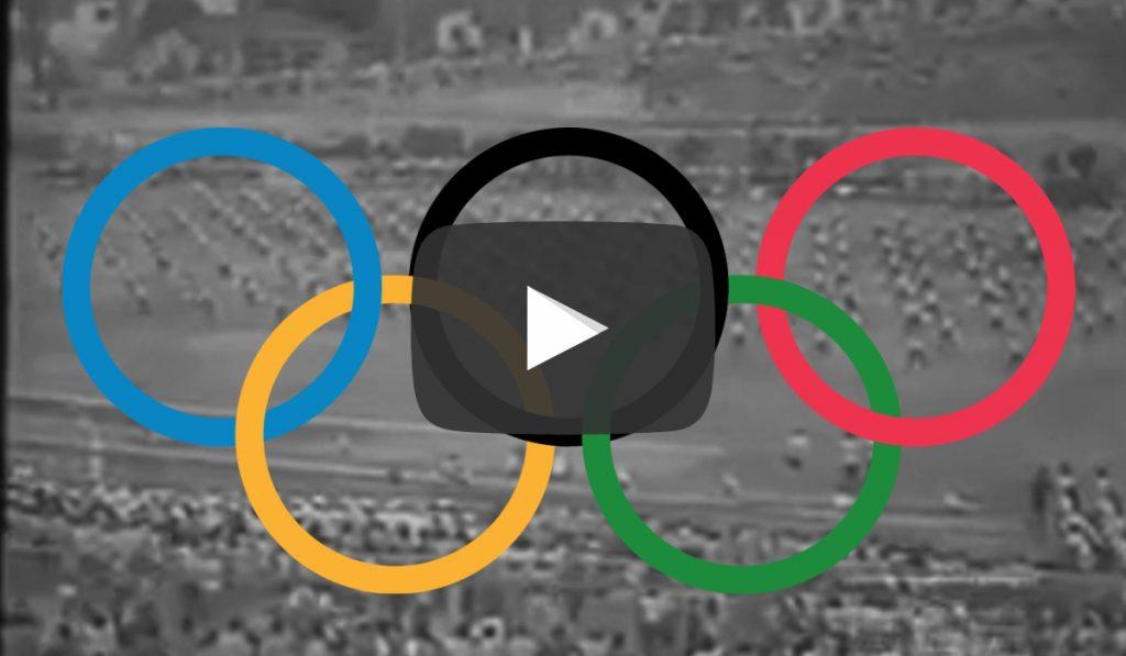 Olimpíada em volta redonda