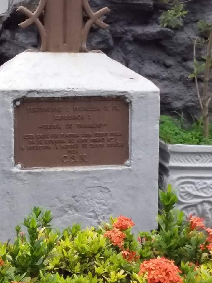 A Cruz de Ferro, uma história desconhecida em Volta Redonda